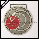 Medaglia personalizzata del metallo di alta qualità (BYH-101187)