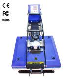 Máquina manual directa los 40*60cm de la prensa del calor de la sublimación de la camiseta del Cajón-hacia fuera