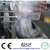 Машинное оборудование штрангпресса винта близнеца завода по переработке вторичного сырья бутылки любимчика Нанкин Kairong