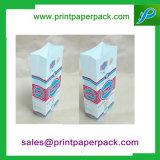 Sac à emporter de papier d'emballage d'usager de sandwich de cadeau de sacs de sucrerie de système à fruit doux de papier de mémoire