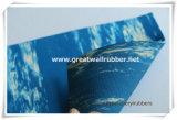 Gummimatte des seitlichen Gummimarmorierungblatt-Gw3018 mit EU, ISO9001, Reichweite-Bescheinigungen