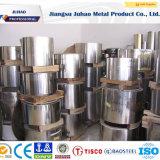 2.o 6k flexible que congriega la venda 201/304/316/310S/410/904L de la tira del acero inoxidable