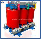 Transformador de potência Dry-Type trifásico da resina do molde da cola Epoxy da classe 20kv do Sc (b) 10