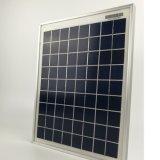 Piccolo modulo solare monocristallino personalizzato fotovoltaico del comitato solare di potere 20W