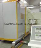 Equipamento do vácuo para metalizar a tela, a espuma, o material plástico e o papel