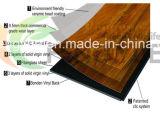 Plancher en plastique antistatique de PVC de Vinil imperméable à l'eau pour le marché des Etats-Unis
