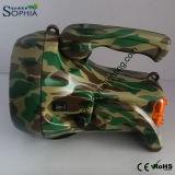 Nachladbares 5W, 10W, 20W Militär-LED Fackel und Taschenlampe