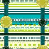 100%Polyester l'insigne vert Pigment&Disperse a estampé le tissu pour le jeu de literie