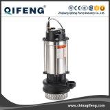 Bomba submersa elétrica de aço inoxidável aprovada (QDX)