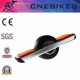 Scooter électrique/planche à roulettes de roue simple de bâti d'Alumium