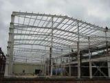 Edificio de la estructura de acero de Malawi para la agricultura y el taller del tabaco