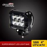 "6.5 "" ATVのための18W LED作業ライトバー"