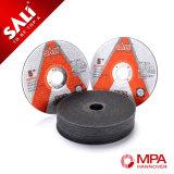 高品質極度の薄いディスクステンレス鋼の車輪の切口の車輪