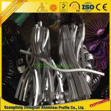 Piezas particulares Doblado aluminio mecanizado CNC