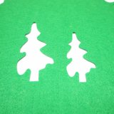3mm & 5mm Felt Placemat voor Christmas Decorations