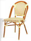 Мебель трактира взгляда Wicker стула квасцов стула бистро Bamboo