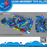 Конструкция спортивной площадки профессиональных малышей высокого качества крытая (T1604-1)