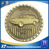 Латунь OEM проштемпелевала монетку возможности металла для подарков сувенира