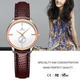 標準的なStyle71118の鋼鉄Waterprrof女性の腕時計の女性腕時計