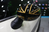 Gold Jack Style Substituição Side Mirror Cover for Mini Cooper