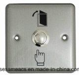 Base antirouille résistante à la température élevée acide de bouton de sortie de cas en alliage de zinc (SM86)