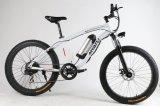 極度の涼しく強い26inch 36Vの脂肪質のタイヤの雪の電気バイクの強力な350Wアルミ合金7の速度の脂肪質のタイヤのMyatuの電気バイク