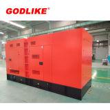 Conjunto de generador diesel silencioso estupendo listo de las existencias 280kw 350kVA Cummins