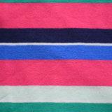tessuto della banda tinto filato 210GSM per le magliette
