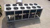 refrigerador de água 180-245kw de refrigeração ar com o compressor do parafuso de Bitzer