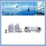 Sistema de tratamiento de aguas del RO