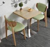 4 Seaters (NK-DTB097)를 위한 가정 가구 나무로 되는 가동 접히는 식탁