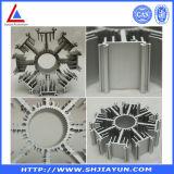 6063 T5 Aluminium, dissipateur de chaleur standard et tailles personnalisées par fournisseur chinois