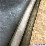 家具製造販売業の壁カバー装飾のための半PU革