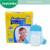 Tecido absorvente elevado do bebê com Pano-Como o Backsheet