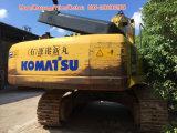 يستعمل [كومتسو] [بك350-7] زحّافة حفارة معدّ آليّ لأنّ عمليّة بيع
