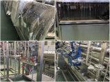 Разнослоистая трубчатая пробка стерилизатора в стерилизаторе пробки/пастеризатор столба для высоковязкого материала