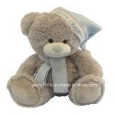 Diversos juguetes del oso de la felpa de la talla y del estilo de la aduana