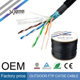 Cable sipu exterior FTP CAT5 LAN Cable de red para Internet