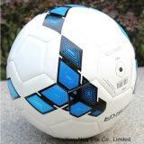 スポーツのためのTPUのサッカーボールを縫う5#によってカスタマイズされるロゴ機械