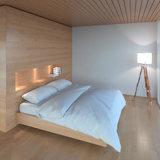 Capas de madera de acrílico de Jinwei Chemical para los muebles