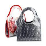 PVCショッピング・バッグ、非編まれた袋(JRQ015)