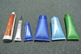 Plástico de alta calidad automática del tubo del cuchillo