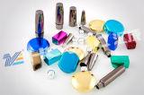 O cosmético tampa a máquina de revestimento do vácuo, vácuo dos tampões do plástico que metaliza a máquina