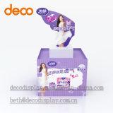 Papierausstellungsstand-Pappladeplatten-Bildschirmanzeige für tägliches Gebrauch-Produkt
