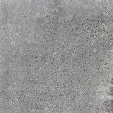 Azulejos de suelo rústicos de la porcelana del color gris (VRY6X606, 600X600m m)