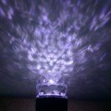 Светильник проекции света пламени ландшафта ночи водоустойчивый