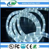 Indicatore luminoso eccellente ad alta tensione della corda di natale LED di luminosità IP65