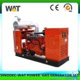 conjuntos de generador del gas de la biomasa de 150kw Cummins de China