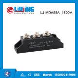 Ultra Diodengleichrichter-Baugruppen-aktuelle Gegenstrom-Verteidigung der Spannungs-Mda55