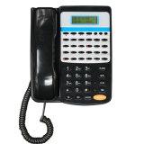 호텔 PBX를 위한 고도 플라스틱 버튼식 전화기 pH202